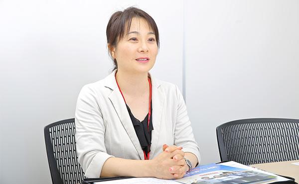 中川裕子さん(コストコ ホールセール ジャパン株式会社)photo