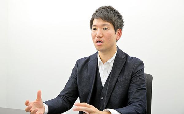 林宏昌さん(株式会社リクルートホールディングス)photo