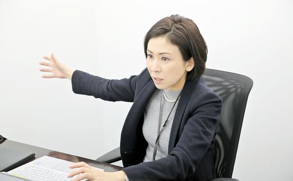 二葉美智子さん(株式会社リクルートホールディングス)photo