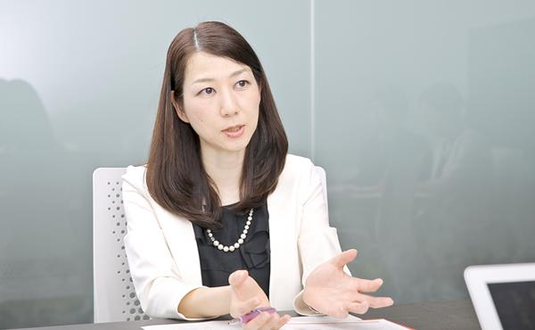 岡元利奈子さん(Great Place to Work © Institute Japan 株式会社働きがいのある会社研究所 代表)Photo