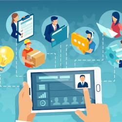 HRテクノロジー導入は人事部門主導が50% 人材の育成・配置には課題も