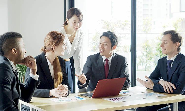 約6割の企業が、管理職がマネジメントする部下の属性が多様化していると感じている