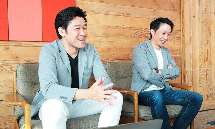 取材は2018年7月18日、東京・港区のフェイスブックジャパンにて