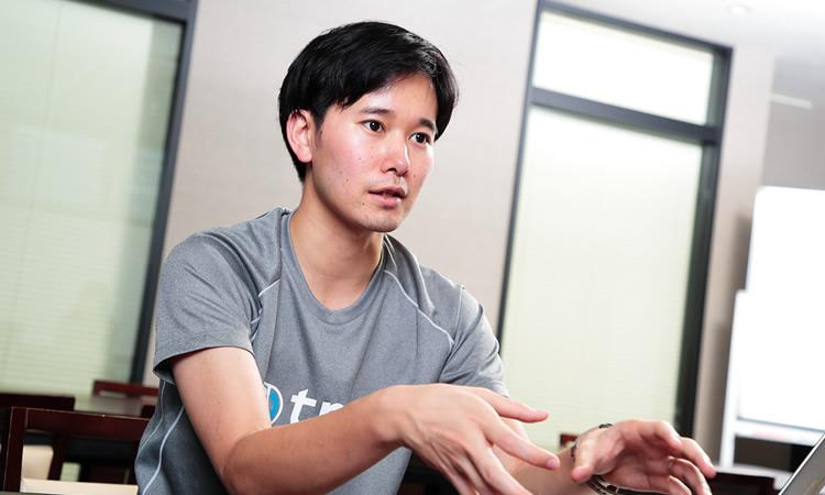 株式会社ギブリー 執行役員 山根淳平さん