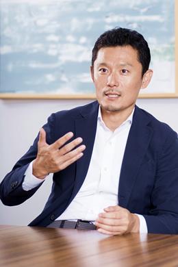 株式会社グロービス グロービス・デジタル・プラットフォーム マネジング・ディレクター 井上陽介さん