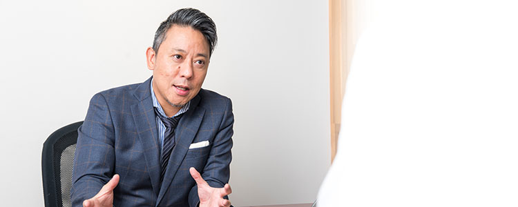 株式会社シンクスマイル 代表取締役CEO 新子 明希さん