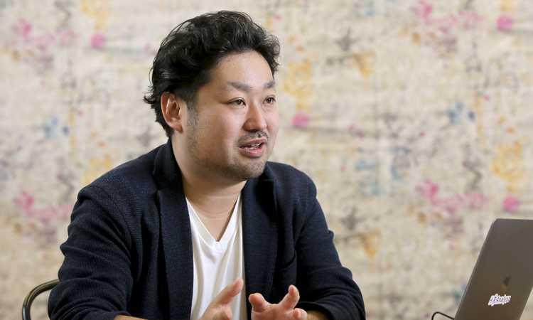 シングラー株式会社 代表取締役CEO 熊谷豪さん photo