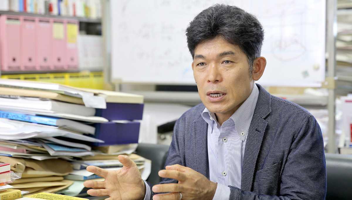東京大学大学院 経済学研究科・経済学部 教授 柳川範之さん