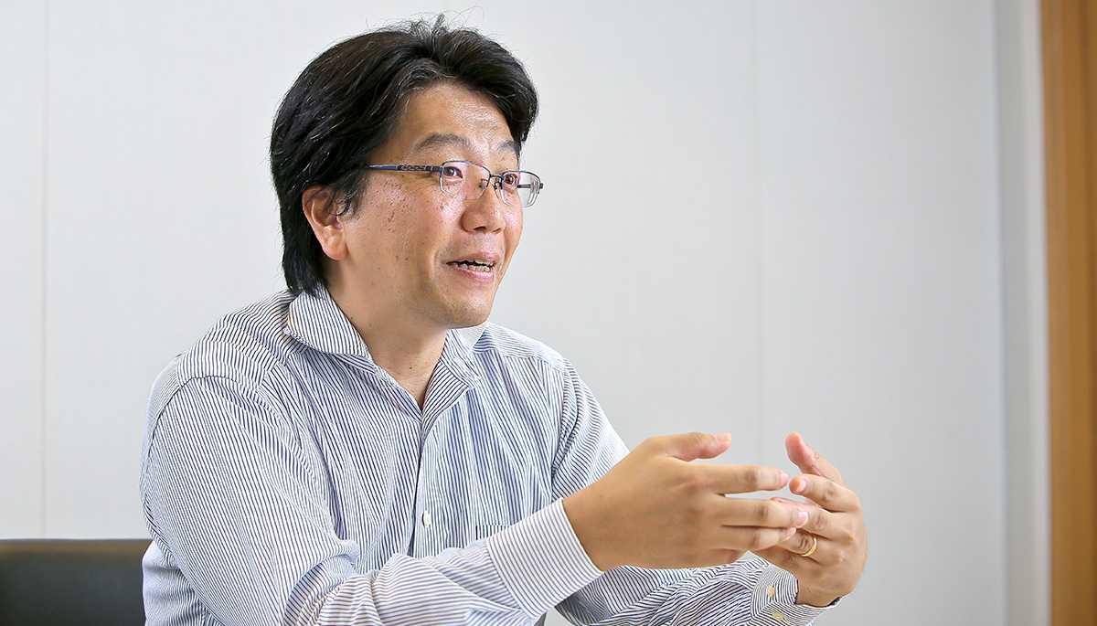山本勲さん(慶應義塾大学 商学部 教授)
