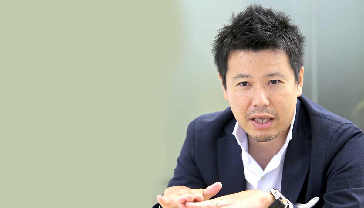 株式会社カオナビ 取締役副社長COO 佐藤寛之さん