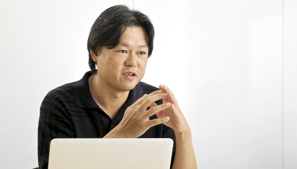 株式会社SIGNATE 代表取締役社長 CEO/CDO 齊藤秀さん