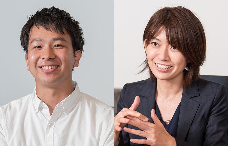 株式会社シルバーウッド VR事業部 大谷匠さん 黒田麻衣子さん