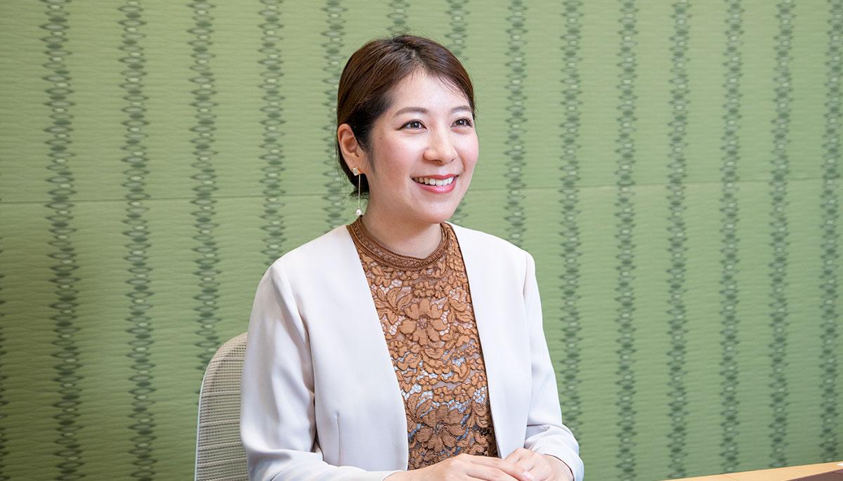 日本マイクロソフト株式会社 Microsoft365ビジネス本部 製品マーケティング部 プロダクトマーケティングマネージャー 平井亜咲美さん
