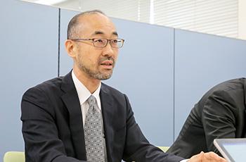 田辺 雄史さん(経済産業省 商務情報政策局 情報産業課 ソフトウェア・情報サービス戦略室長)