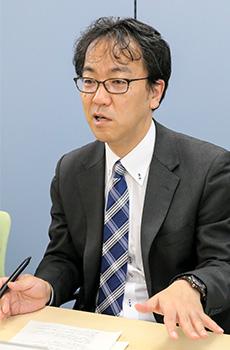 和泉 憲明さん(経済産業省 商務情報政策局 情報産業課 ソフトウェア産業戦略企画官 博士(工学))