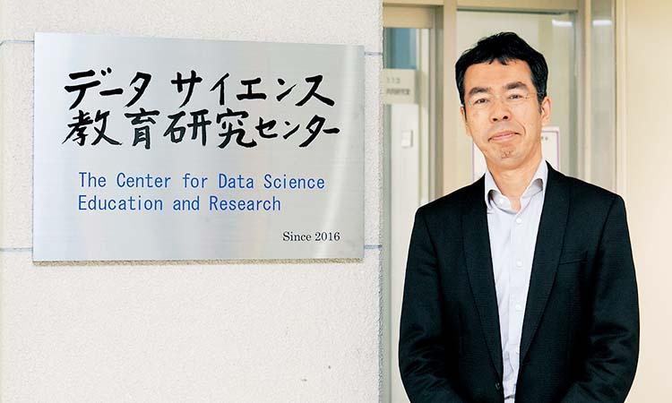 河本 薫さん(滋賀大学 データサイエンス学部 教授 兼 データサイエンス教育研究センター 副センター長)