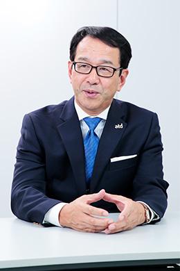 浦山氏 photo