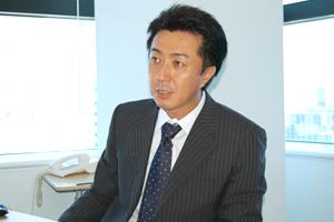 青木 秀登さん photo
