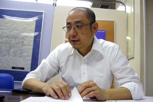 佐藤 日出男さん photo
