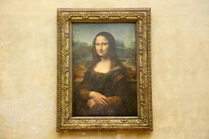 絵画修復士 イメージ
