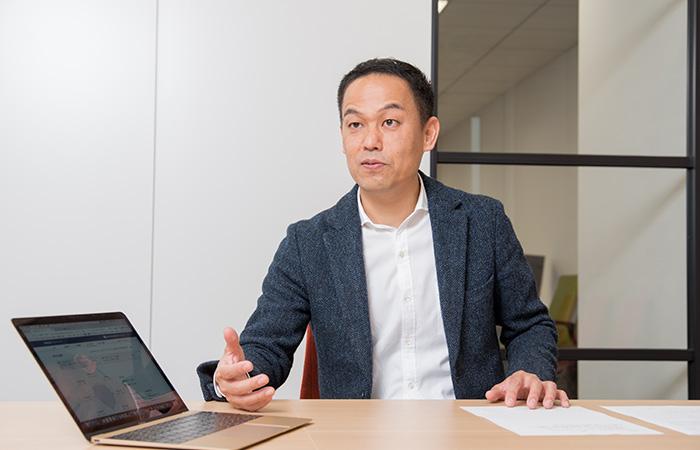 株式会社ヴォーカーズ 代表取締役社長 増井慎二郎さん