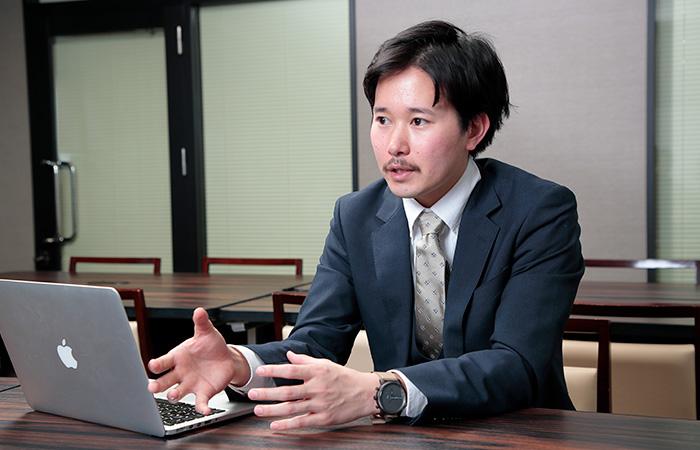 株式会社ギブリー 執行役員 エンジニアタレントマネジメント事業部長 山根淳平さん