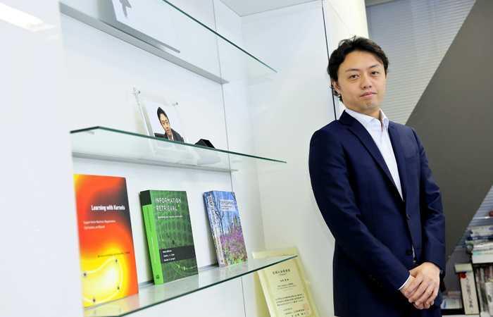 株式会社東京大学大学院 特任准教授 松尾豊さん