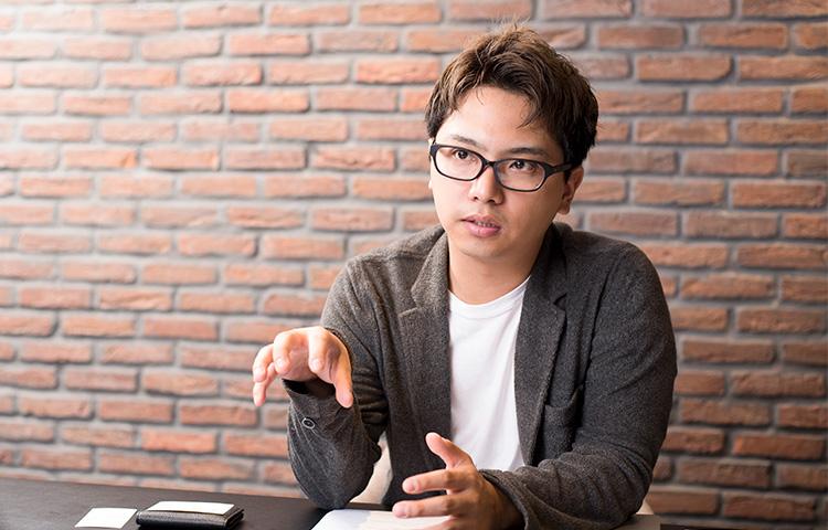 株式会社ブルーエージェンシー 代表取締役 前田裕人さん