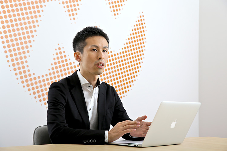 株式会社マネーフォワード 執行役員 MFクラウド事業戦略部 部長 山田一也さん