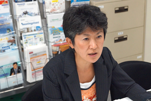 富樫美加さん photo