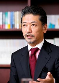 株式会社ワークスアプリケーションズ代表取締役最高経営責任者 牧野 正幸さんPhoto