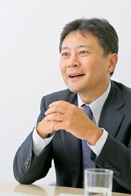 株式会社リクルートマネジメントソリューションズ 奥本英宏さん インタビュー photo