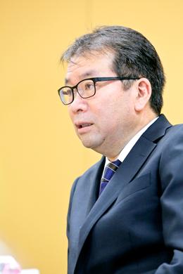 水田正道さん インタビュー photo