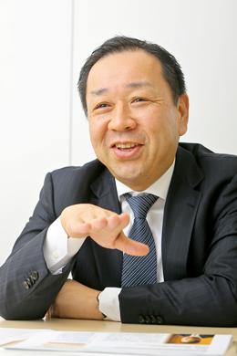 鳥越慎二さん インタビュー photo