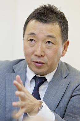 夏井丈俊さん インタビュー photo