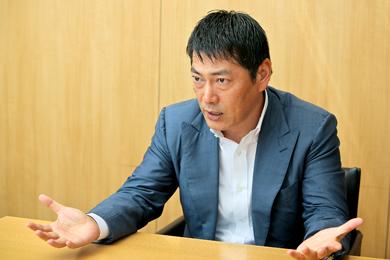 高橋広敏さん インタビュー photo