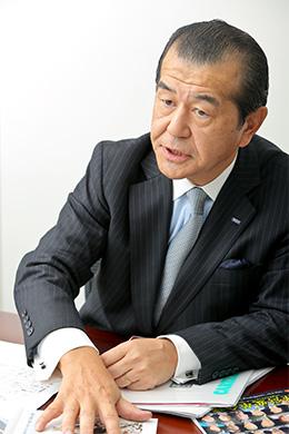 佐藤良雄さん インタビュー photo