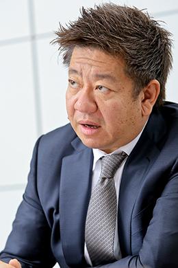 冨田 英揮さん インタビュー photo