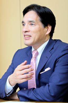 堀 義人さん インタビュー photo