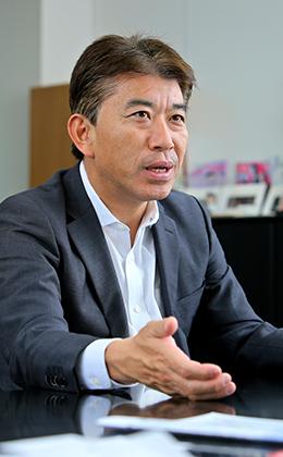 白石 徳生さん インタビュー photo