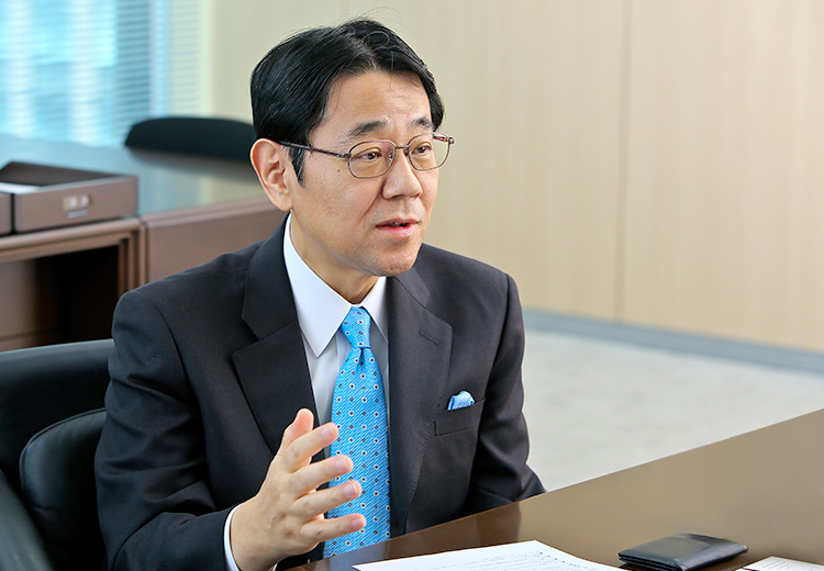 長谷川 隆さん