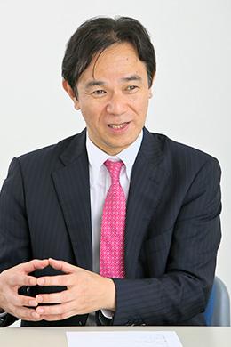 株式会社マネジメントサービスセンター 代表取締役社長 藤原 浩さん インタビュー photo