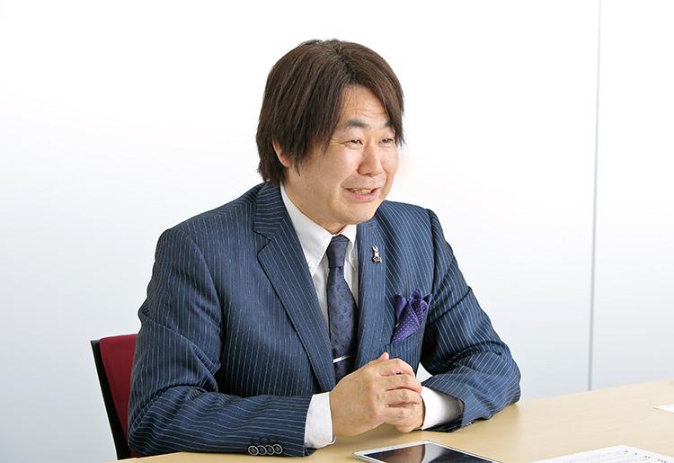 株式会社アルバイトタイムス 代表取締役社長 垣内 康晴さん
