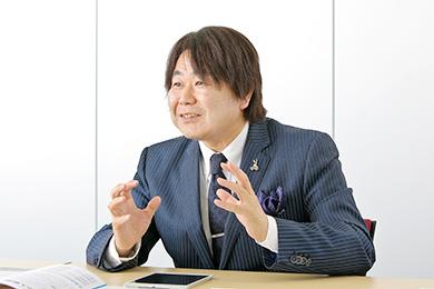 株式会社アルバイトタイムス 代表取締役社長 垣内 康晴さん インタビュー photo