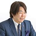 垣内康晴さん(株式会社アルバイトタイムス 代表取締役社長) 人材マッチングを実現するために「対話と奉仕」を掲げ、 地域密着型の人材サービスを提供する