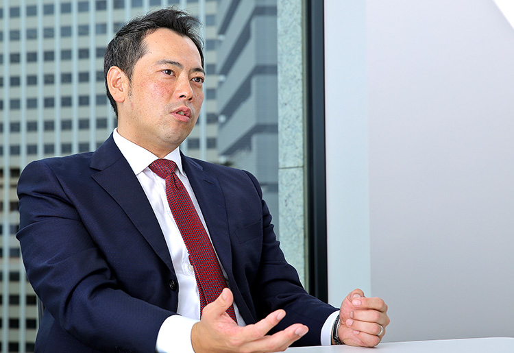 アデコ株式会社 代表取締役社長 川崎 健一郎さん