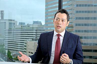 アデコ株式会社 代表取締役社長 川崎 健一郎さん インタビュー photo