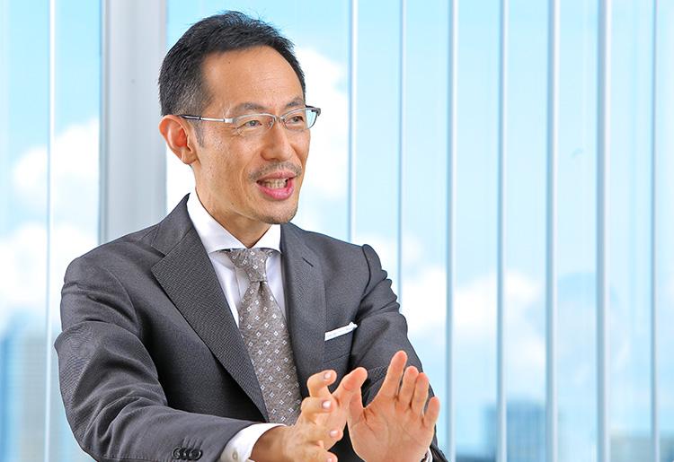 株式会社ラーニングエージェンシー 代表取締役社長 眞﨑 大輔さん