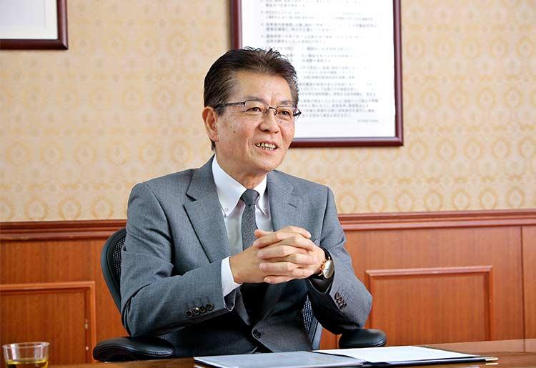 株式会社メイテック 代表取締役社長 國分 秀世さん