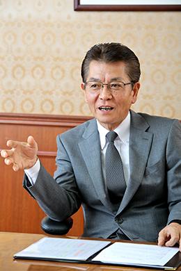 株式会社メイテック 代表取締役社長 國分 秀世さん インタビュー photo
